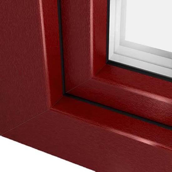 fen tre pvc de couleur prix et conseils pour bien choisir. Black Bedroom Furniture Sets. Home Design Ideas