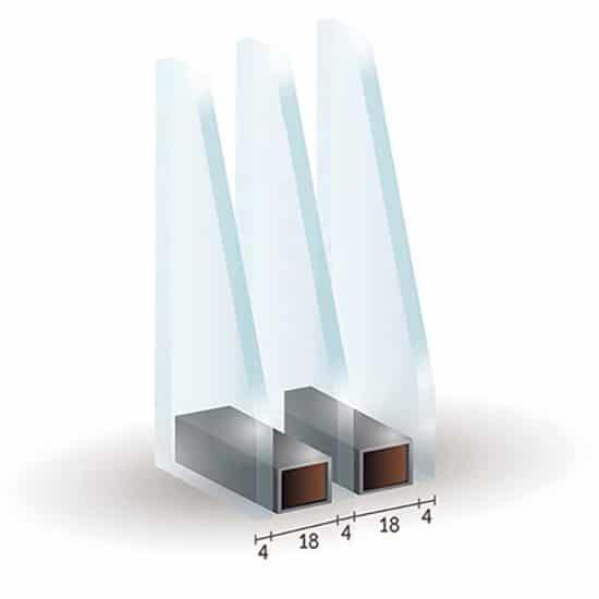 fen tre triple vitrage isolation garantie verre triple. Black Bedroom Furniture Sets. Home Design Ideas