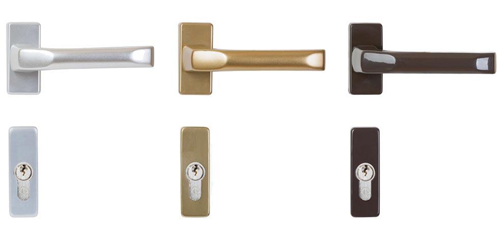 serrure porte fen tre poign e et serrure b quille double. Black Bedroom Furniture Sets. Home Design Ideas